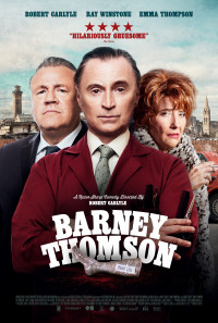 The Legend of Barney Thomson Poster 1