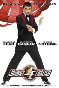 Johnny English Poster 1