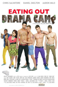 Eating Out: Drama Camp Poster 1