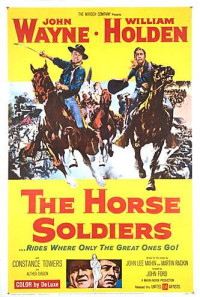 The Horse Soldiers Poster 1