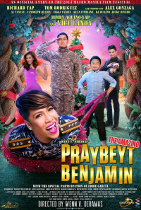 The Amazing Praybeyt Benjamin Poster 1