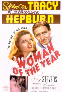 Woman of the Year Poster 1