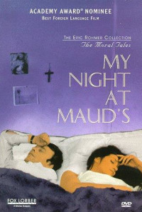 My Night at Maud's Poster 1
