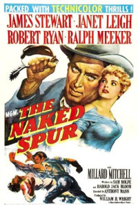 The Naked Spur Poster 1
