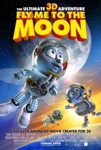 Fly Me to the Moon 3D Poster 1