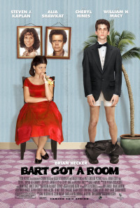 Bart Got a Room Poster 1