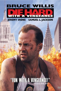 Die Hard: With a Vengeance Poster 1