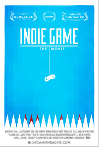 Indie Game: The Movie Poster 1