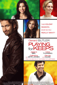 Playing for Keeps Poster 1