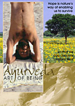 Ayurveda: Art of Being Poster 1