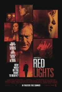 Red Lights Poster 1