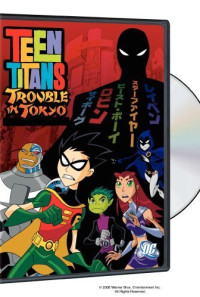 Teen Titans: Trouble in Tokyo Poster 1