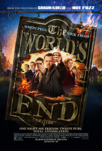 The World's End Poster 1