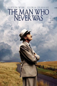 The Man Who Never Was Poster 1