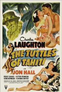 The Tuttles of Tahiti Poster 1