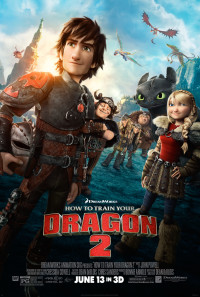 How to Train Your Dragon 2 Poster 1