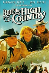 Ride the High Country Poster 1