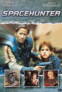 Spacehunter: Adventures in the Forbidden Zone Poster 1