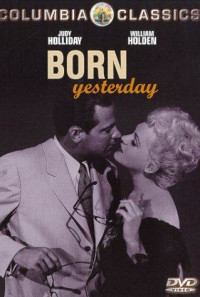 Born Yesterday Poster 1