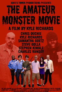 The Amateur Monster Movie Poster 1