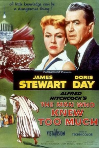 The Man Who Knew Too Much Poster 1