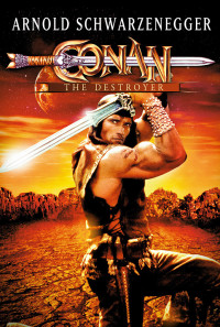 Conan the Destroyer Poster 1