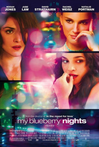 My Blueberry Nights Poster 1