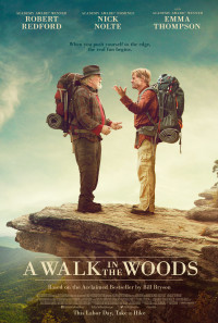 A Walk in the Woods Poster 1
