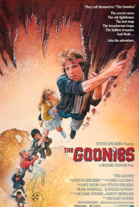 The Goonies Poster 1