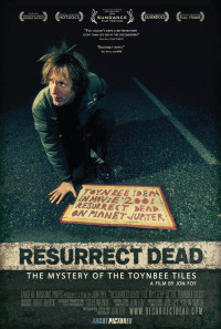 Resurrect Dead: The Mystery of the Toynbee Tiles Poster 1