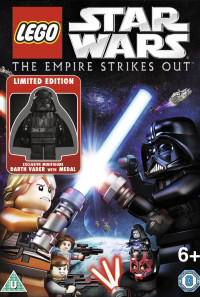 Lego Star Wars: The Empire Strikes Out Poster 1