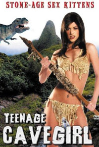 Teenage Cavegirl Poster 1