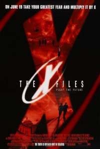 The Making of 'The X Files: Fight the Future' Poster 1