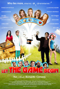 Let the Game Begin Poster 1
