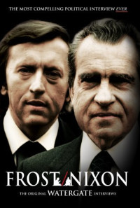 David Frost Interviews Richard Nixon Poster 1