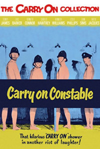 Carry on Constable Poster 1