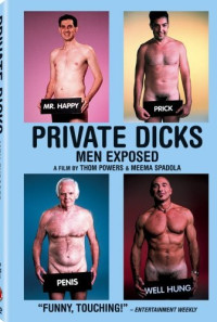 Private Dicks: Men Exposed Poster 1