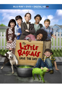 The Little Rascals Save the Day Poster 1