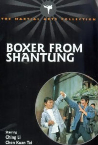Boxer from Shantung Poster 1
