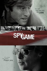 Spy Game Poster 1