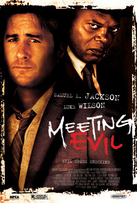 Meeting Evil Poster 1