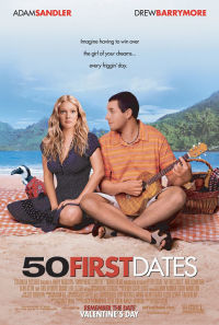 50 First Dates Poster 1