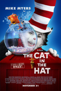 The Cat in the Hat Poster 1