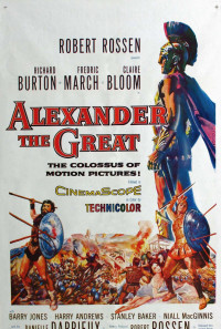 Alexander the Great Poster 1