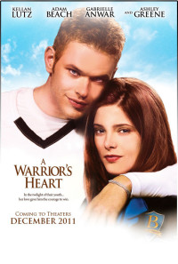 A Warrior's Heart Poster 1