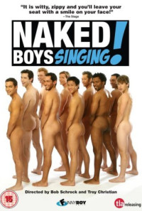 Naked Boys Singing! Poster 1