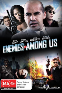 Enemies Among Us Poster 1