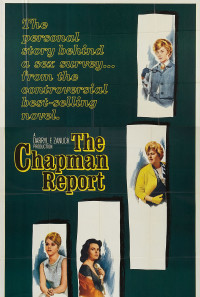 The Chapman Report Poster 1
