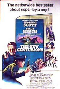 The New Centurions Poster 1