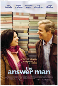 The Answer Man Poster 1